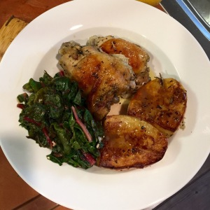 FoodWishes.com's Greek Lemon Chicken